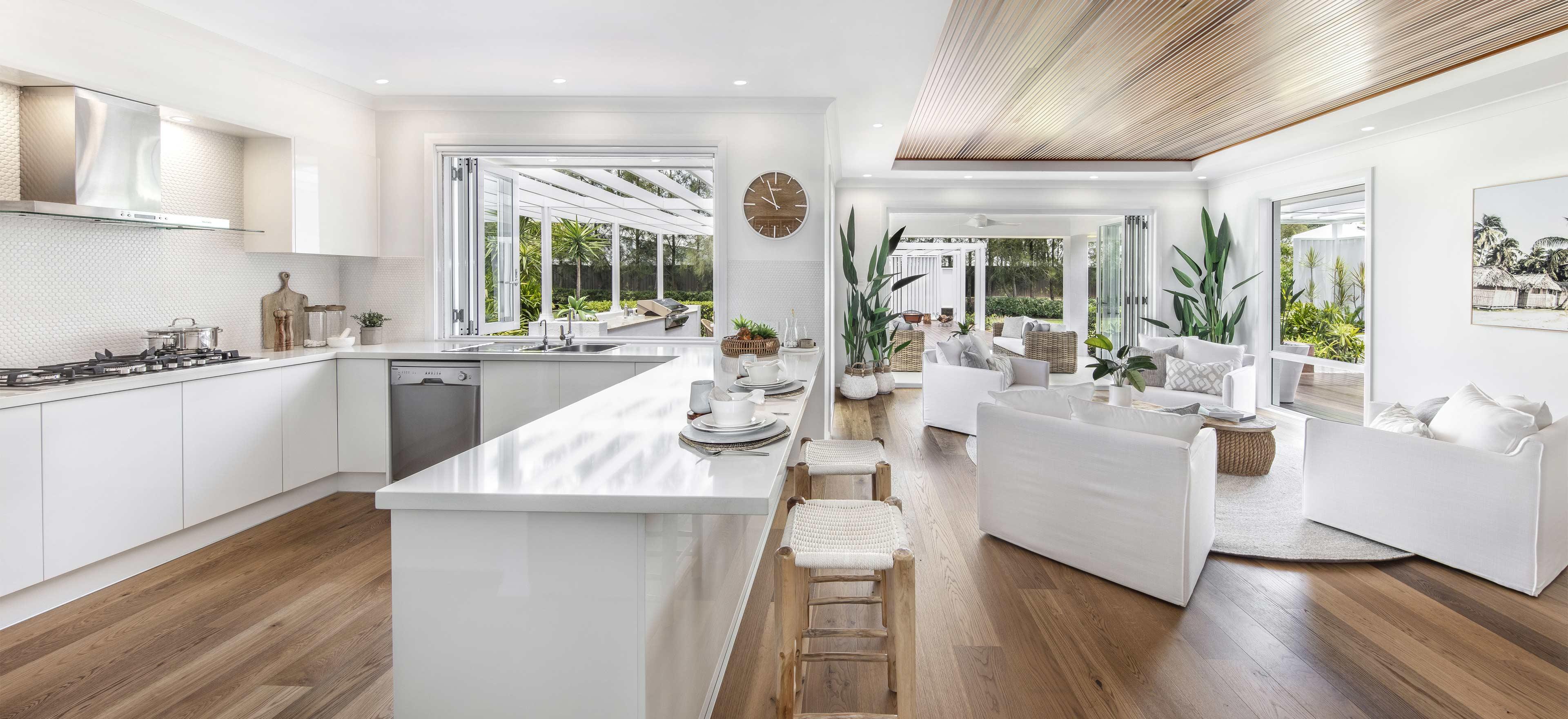 Weeks-homes-display-kitchen-living